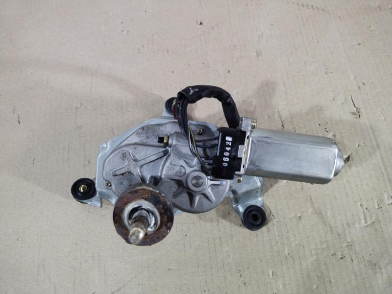 Мотор дворников Kia Sorento BL 2.5 CRDI 2005 задний (б/у)