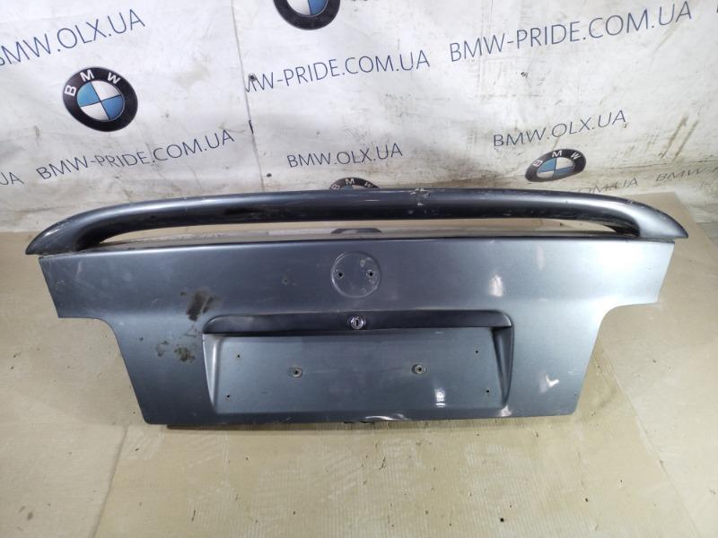 Крышка багажника Bmw 3-Series E36 M40B18 (б/у)