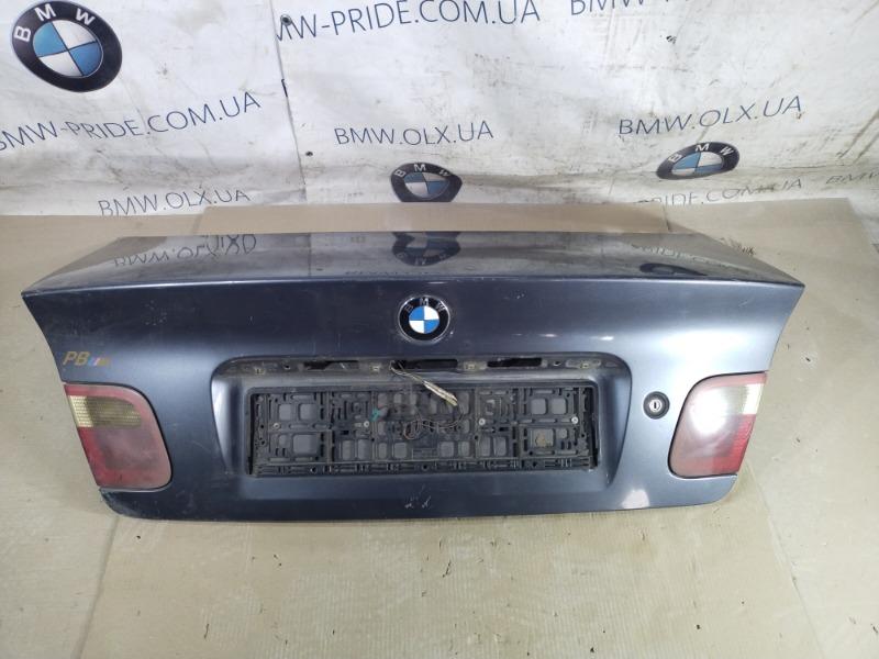 Крышка багажника Bmw 3-Series E46 M43B19 (б/у)