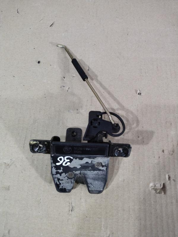 Замок багажника Bmw 3-Series E36 M40B18 (б/у)