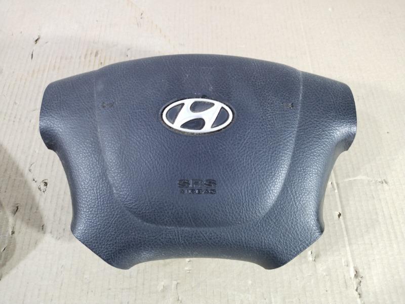 Airbag руля Hyundai Santa Fe CM 2.2 CRDI 2009 (б/у)