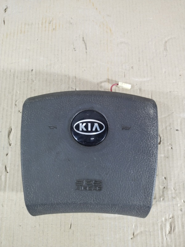 Airbag руля Kia Sorento BL 2.5 CRDI 2005 (б/у)
