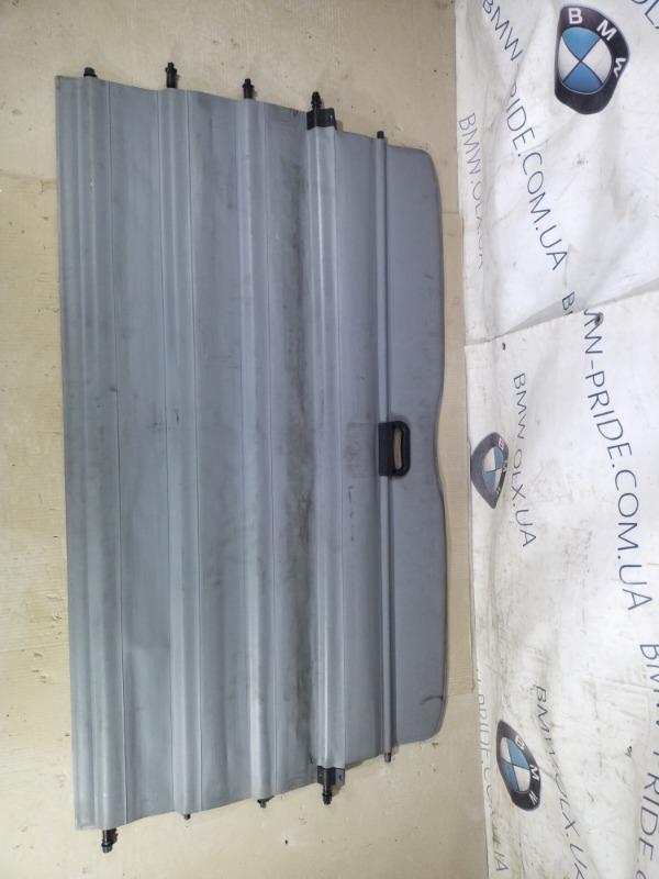 Шторка багажника Bmw X5 E53 M57D30 (б/у)