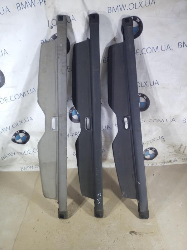 Шторка багажника Bmw 5-Series E34 M50B25 (б/у)