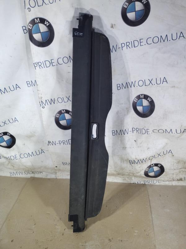 Шторка багажника Bmw 5-Series E39 M51D25 1999 (б/у)
