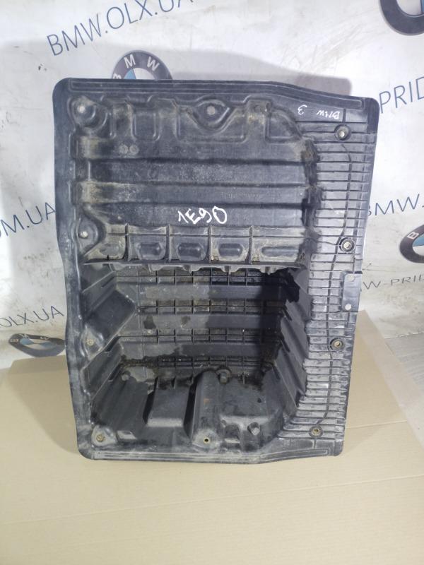 Пол багажника Bmw 3-Series E90 N46B20 2006 (б/у)