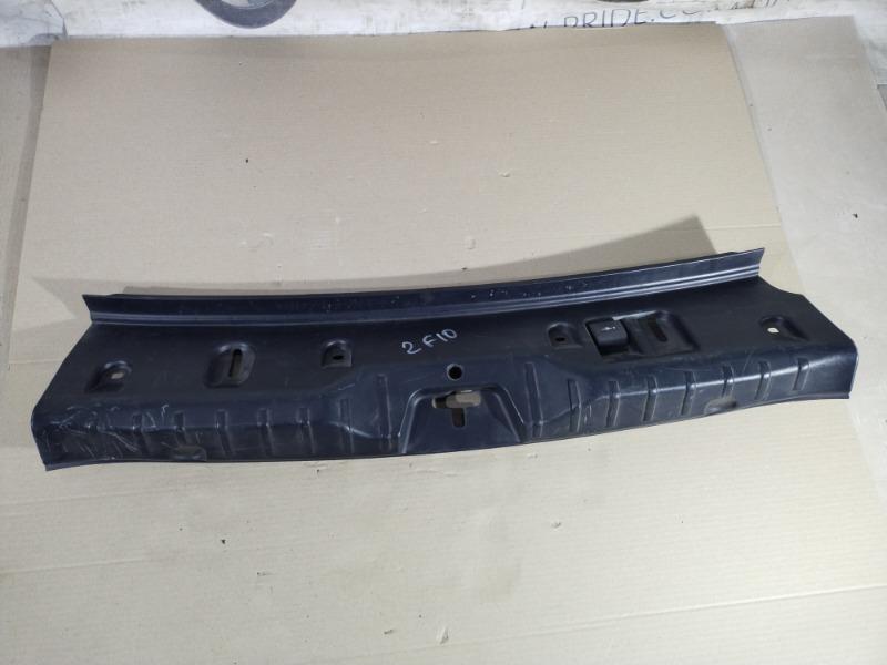 Обшивка багажника Bmw 5-Series F10 N47D20 2013 (б/у)