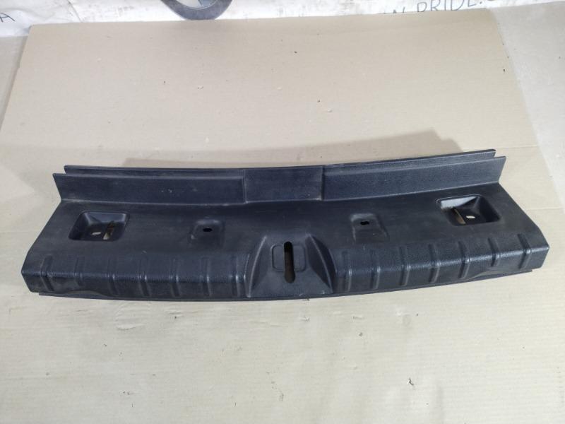 Обшивка багажника Bmw 3-Series F30 N26B20 2013 (б/у)