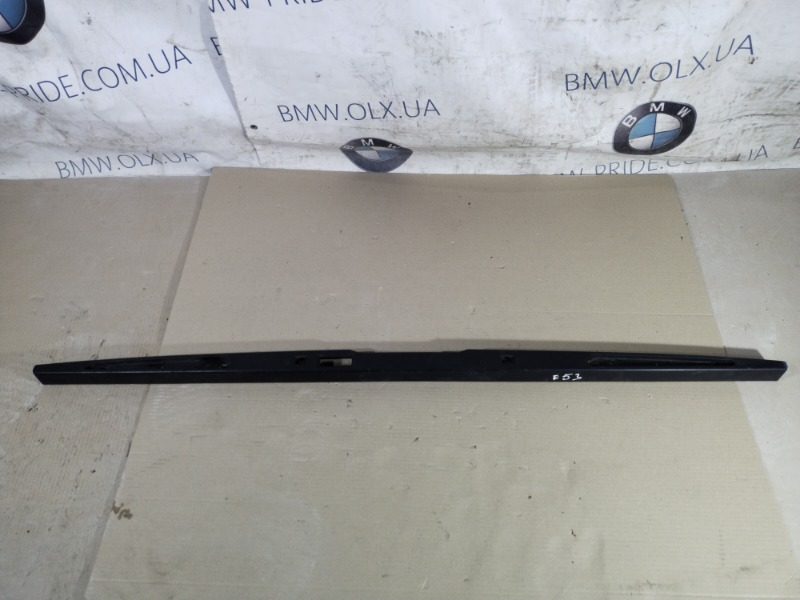 Обшивка багажника Bmw X5 E53 M57D30 (б/у)