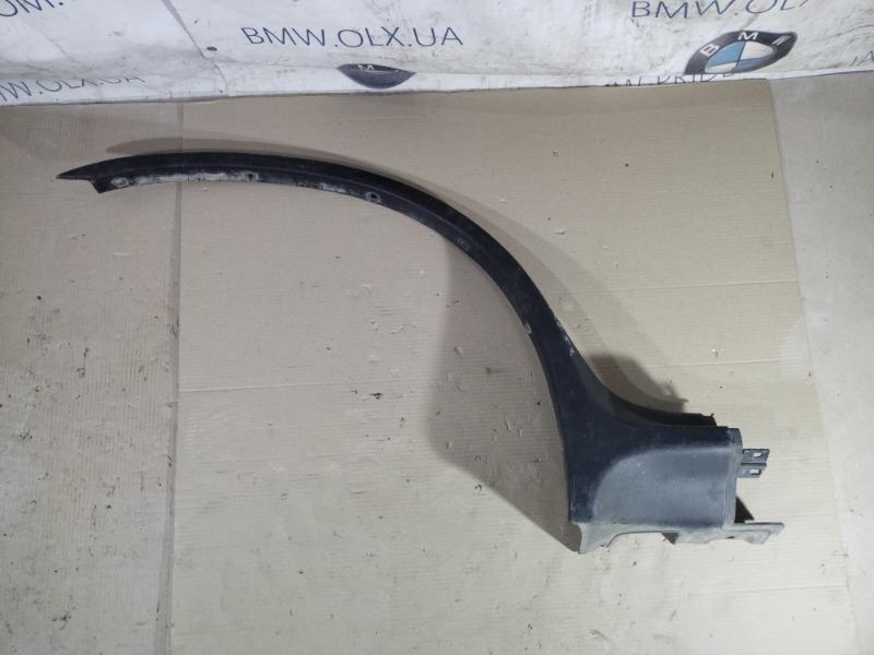 Накладка на крыло Bmw X5 E53 M57D30 задняя правая (б/у)