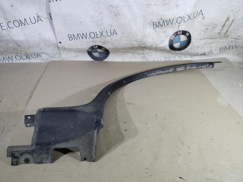 Накладка на крыло Bmw X5 E53 M57D30 задняя левая (б/у)