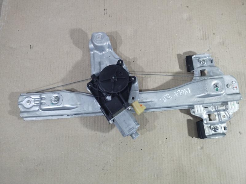 Стеклоподъемник Chevrolet Volt 1.4 2012 задний правый (б/у)