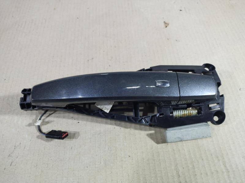 Ручка двери внешняя Chevrolet Volt 1.4 2012 задняя правая (б/у)