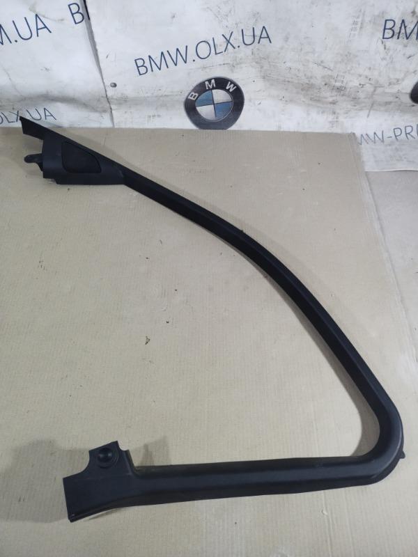 Накладка двери боковая Bmw 3-Series F30 N26B20 2013 передняя правая (б/у)