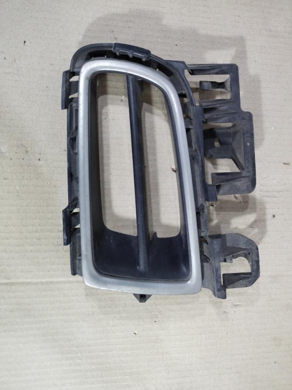 Решетка бампера Mazda 6 GG 2.0 RF7J 2007 левая (б/у)