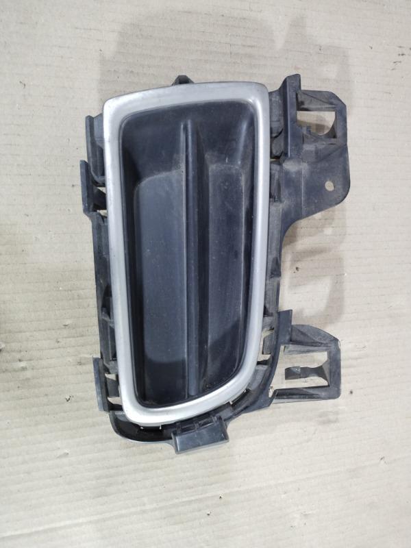Решетка бампера Mazda 6 GG 2.0 RF7J 2007 правая (б/у)