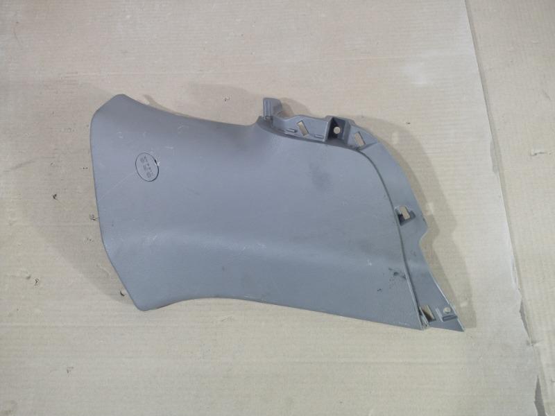 Обшивка стойки Hyundai Santa Fe CM 2.2 CRDI 2009 левая (б/у)