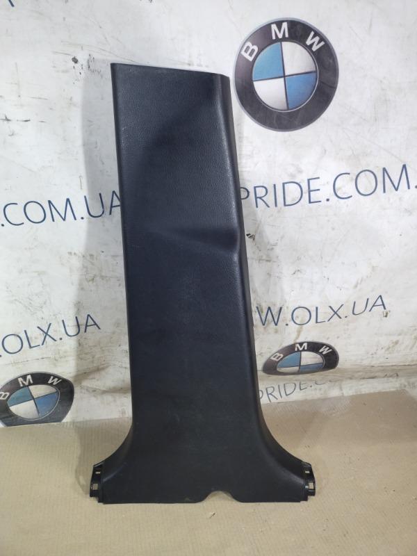 Обшивка стойки Lexus Rx XU30 3.0 1MZ-FE 2007 левая (б/у)