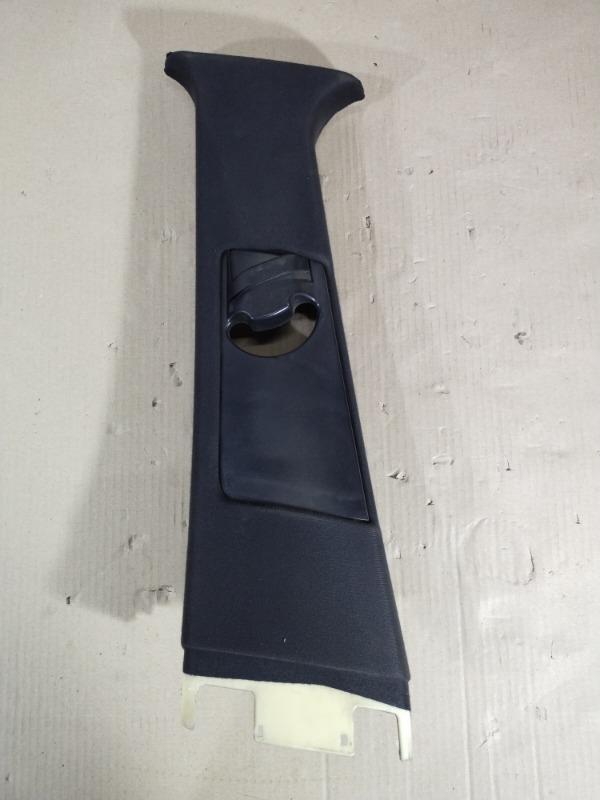 Обшивка стойки Bmw X5 E53 M62B44 2003 левая (б/у)