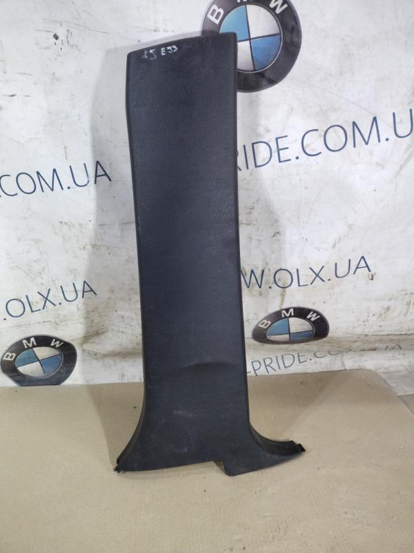 Обшивка стойки Bmw X5 E53 M62B44 2003 правая (б/у)