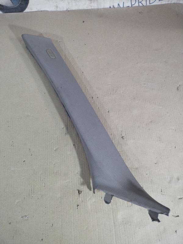 Обшивка стойки Bmw 5-Series F10 N47D20 2013 передняя левая (б/у)
