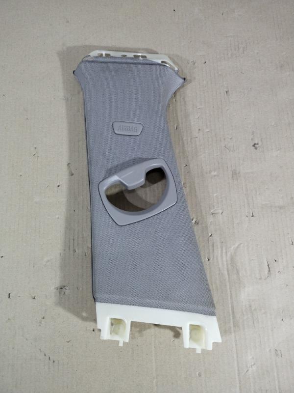 Обшивка стойки Bmw 3-Series F30 N47D20 2013 левая (б/у)