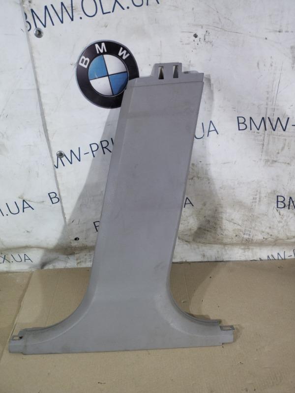 Обшивка стойки Bmw 5-Series F10 N63B44 2013 правая (б/у)