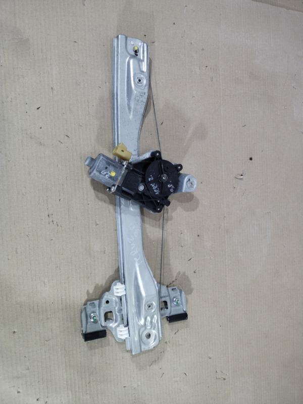 Стеклоподъемник Chevrolet Cruze 1.8 2012 задний правый (б/у)