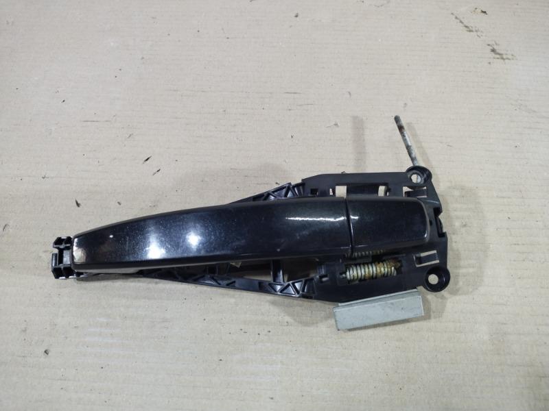 Ручка двери внешняя Chevrolet Cruze 1.8 2012 задняя правая (б/у)