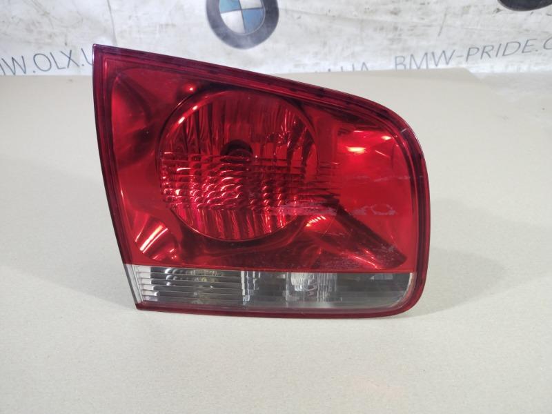 Задний фонарь Volkswagen Touareg 3.2 2004 левый (б/у)