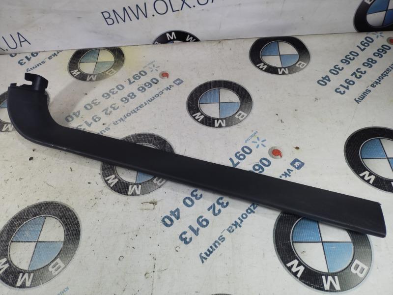 Обшивка двери багажника Chevrolet Volt 1.4 2012 правая (б/у)