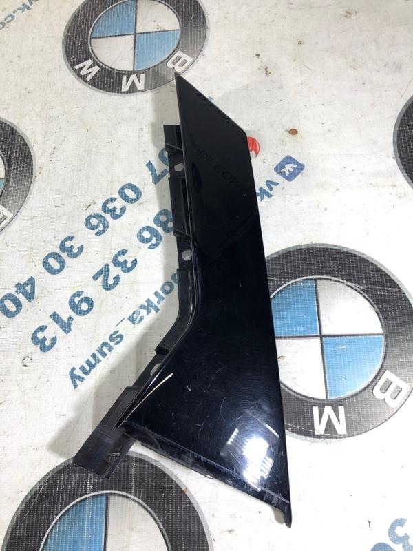 Молдинг на дверь Ford Fusion 2.0 HYBRID 2013 задний левый (б/у)