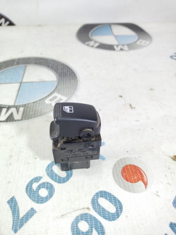 Кнопка стеклоподъемника Hyundai Santa Fe CM 2.2 CRDI 2009 (б/у)