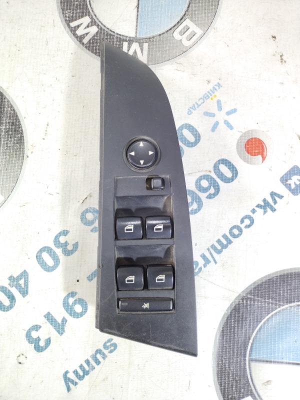 Блок кнопок стеклоподъемников Bmw 5-Series E60 M54B30 (б/у)