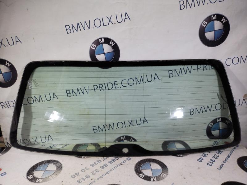 Стекло Bmw 3-Series E36 M51D25 1998 заднее (б/у)