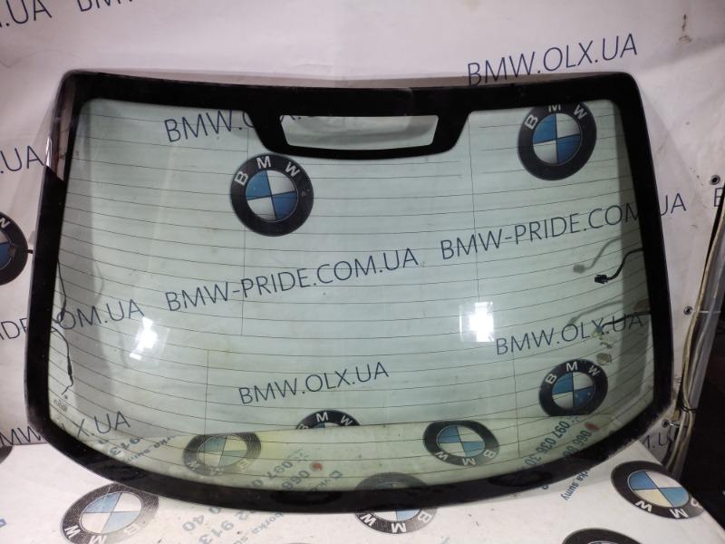 Стекло Bmw 3-Series E46 M43B19 заднее (б/у)