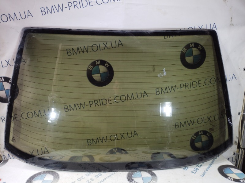 Стекло Bmw 5-Series E34 M50B25 заднее (б/у)