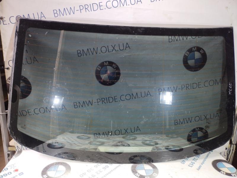 Стекло Bmw 7-Series E65 N62B44 заднее (б/у)