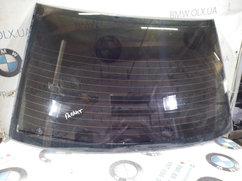 Стекло Mitsubishi Galant 8 2.4GDI заднее (б/у)