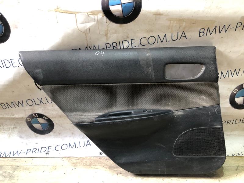 Дверная карта Mazda 6 GG 2.0 RF5 2002 задняя левая (б/у)