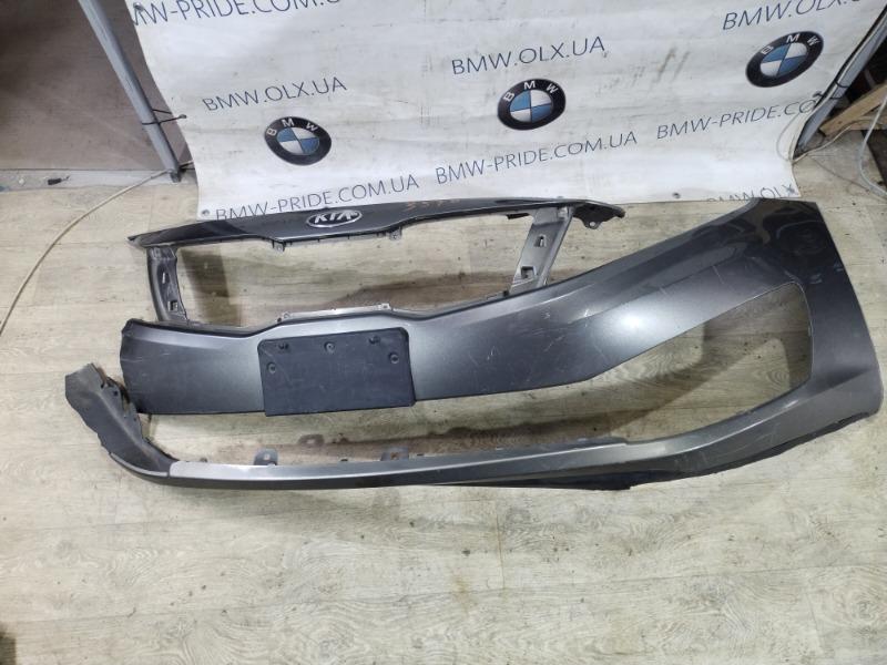 Бампер Kia Optima 2.4 2013 передний (б/у)