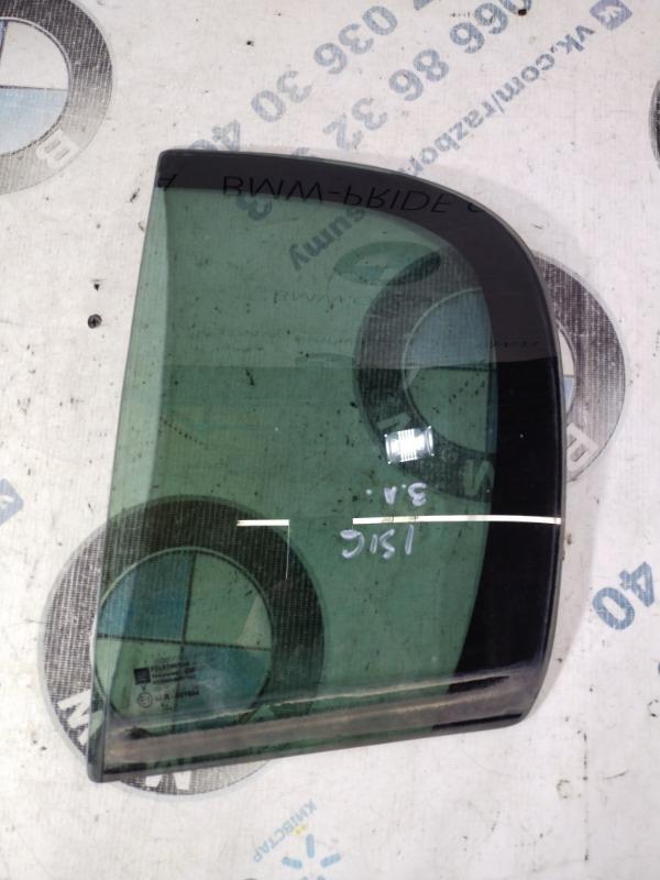 Форточка двери Opel Signum 2.2 YH 2006 задняя левая (б/у)