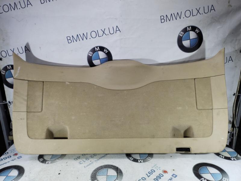 Обшивка двери багажника Volkswagen Touareg 3.2 2004 (б/у)