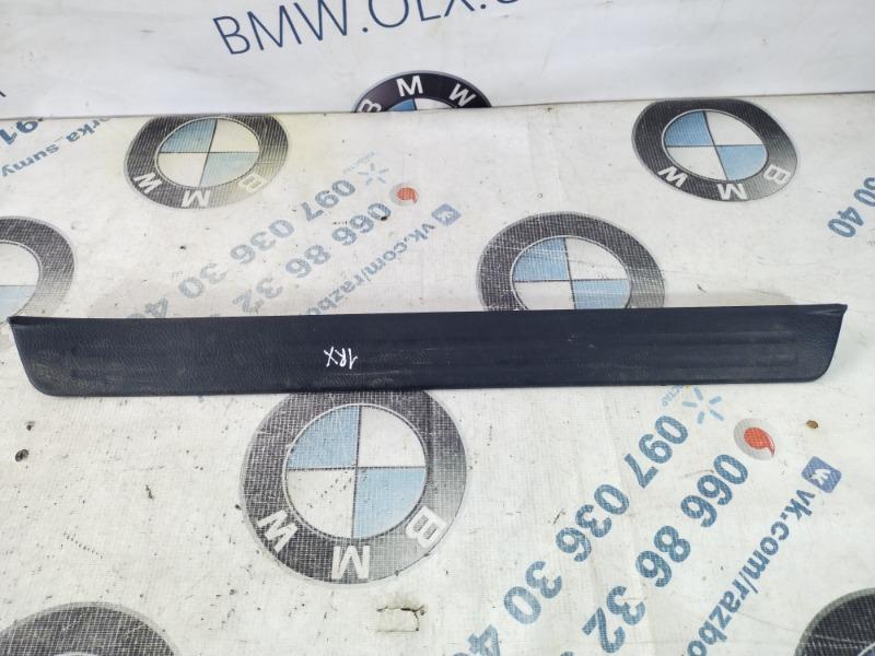 Накладка на порог Lexus Rx XU30 3.0 1MZ-FE 2007 передняя правая (б/у)