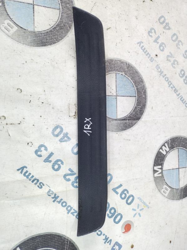Накладка на порог Lexus Rx XU30 3.0 1MZ-FE 2007 задняя левая (б/у)