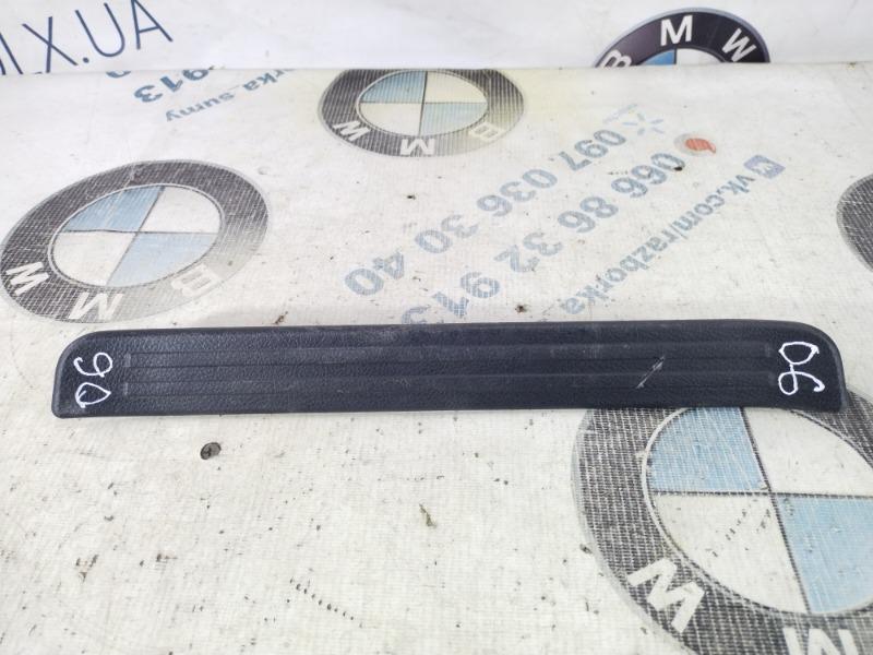 Накладка на порог Mazda 6 GH 2.0 RF7J 2008 левая (б/у)