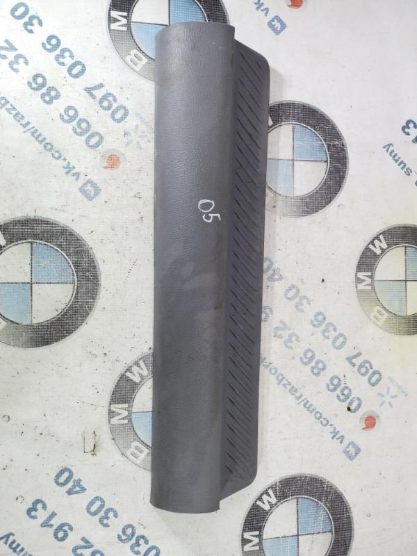 Накладка на порог Mazda 6 GG 2.0 RF5 2004 передняя левая (б/у)