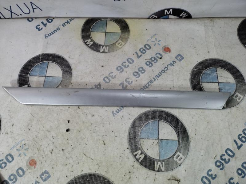 Декор салона Bmw 3-Series E46 M43B19 задний левый (б/у)