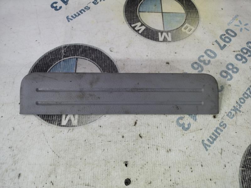 Накладка на порог Kia Sorento BL 2.5 CRDI 2005 задняя правая (б/у)