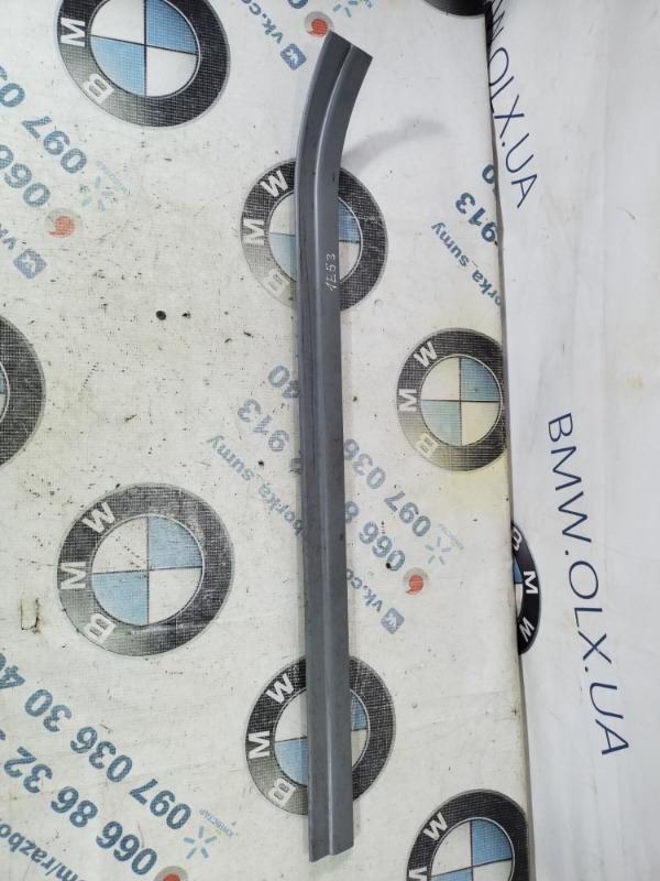 Накладка на порог Bmw X5 E53 M62B44 2003 передняя левая (б/у)